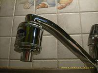 Point csapszűrő víztisztító csapra