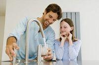 KDF technológia, víztisztítás