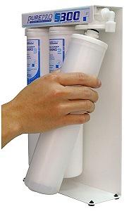 PurePro S300 víztisztító szűrőcsere