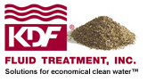 KDF Fluid Treatment, Inc, Logo